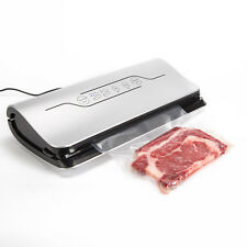 Home Ready Vacuum Food Sealer Dry/Moisture Machine - Silver