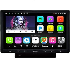 [10inch] Atoto A6 2Din Android Car Navigation Stereo with Dual Bluetooth - A6 St