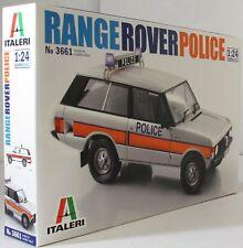 Italeri 1:24 3661 Kit de Coche Modelo de Policía Range Rover