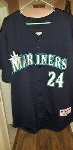 Ken griffey jr seattle mariners jersey