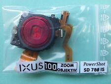 Für Canon IXUS 100 - Zoom-Objektiv - Objektivbaugruppe - oder PowerShot 780 IS