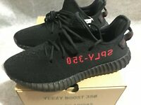 Adidas Yeezy Boost 350 V2 Bred CP9652 Sz 11 Kanye West Comfortable