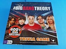 """""""THE BIG BANG THEORY"""" TRIVIA and BOARD GAME- FROM WARNER BROS. MOVIE, COMPLETE"""