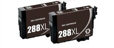2Pack Remanufactured 288XL T288XL Ink Cartridge for Epson XP-330 XP-430 XP-434