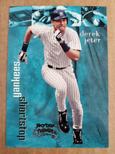 1999 Skybox Thunder Derek Jeter #273 New York Yankees Hall of FAME 2020