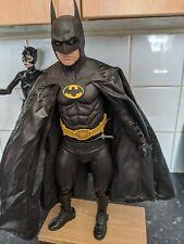 Neca batman 1989 Michael Keaton version 1/4 18 sideshow
