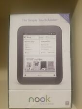 Barnes & Noble Nook Simple Touch eBook Reader,  Wi-Fi,  Model BNRV300