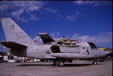Original colour slide ES-3A Shadow 159391/AJ-767 of VQ-6 US Navy