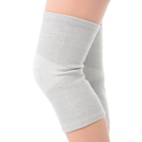 Warm Keeping Knee Pad Charcoal Elastic Compression Knee Pad Knee Support Braces