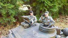 1:16 CP Modellbau, Kommandant und Schütze, Elite Uniform
