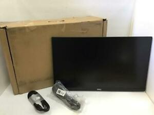 "Dell 22"" 16:9 Ultrathin Bezel LED IPS Monitor HD DisplayPort HDMI P2219H Used"