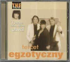 Tercet Egzotyczny - Tysiace miast, miliony chwil (CD) POLISH