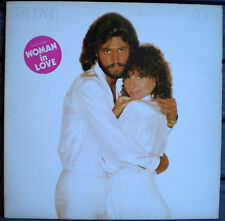 VINYLES 33 T : ** BARBRA STREISAND **  GUILTY (WOMAN IN LOVE)   !!!