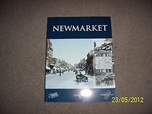 NEWMARKET by JOAN SHAW - FRANCIS FRITH COLLECTION