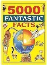 5000 Fantastic Facts Childrens Encyclopedia Hardback Book-Unknown