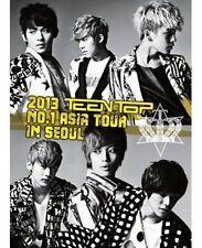 TEENTOP - 2013 TEENTOP NO 1 ASIA TOUR IN SEOUL (2DVD, 58p Photobook)