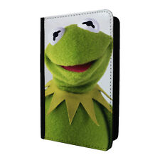 Muppet Show Kermit Passport Holder Case Cover - ST-T54