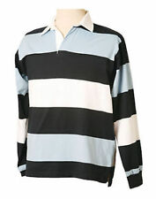 Polyester Long Sleeve Striped Casual Shirts for Men