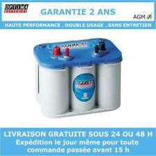 Optima BTDCM 4.2 AGM Batterie Marine 12V 55AH 750A