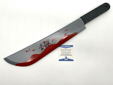KANE HODDER JASON VOORHEES AUTOGRAPH SIGNED FRIDAY THE 13TH MACHETE BECKETT 2
