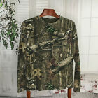 Mossy Oak Break-up Infinity M (38-40) Camouflage T-shirt Under Shirt L/S Crew