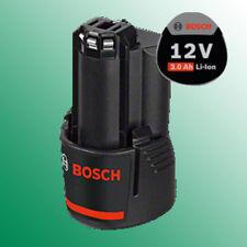 ORIGINAL Akku Bosch GBA 12 Volt Li-ION, 3,0 Ah  1607A3506A - 1 600 A00 X79