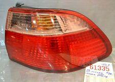 1998 1999 2000 Honda Accord Sedan Right Pass Genuine Oem tail light 35 4D1