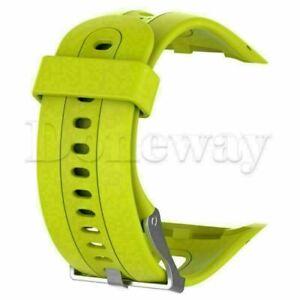 For Garmin Forerunner 10 15 Silicone Gel Men & Women's Watch Band Strap Bracelet