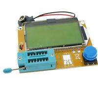 LCR-T4 Transistor Tester Diode Triode Capacitance ESR Meter Inductance Mega328 S