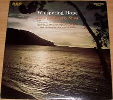 GEORGE BEVERLY SHEA WHISPERING HOPE ALBUM 1968 RCA VICTOR LSP-4042 GOSPEL