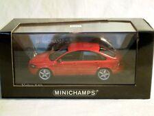 Minichamps 400171201: Volvo S 40, 2003 Rot, limitiertes Modell 1/43, NEU & OVP