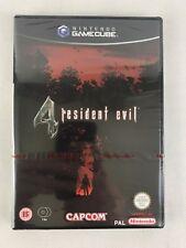 Gamecube RESIDENT EVIL 4 (2005), Royaume-Uni PAL, BRAND NEW FACTORY SEALED