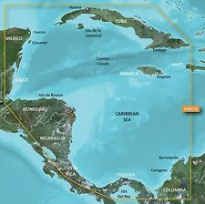 v.2015 Garmin BlueChart g2 Vision HD VUS031R, Southwest Caribbean - 010-C0732-00