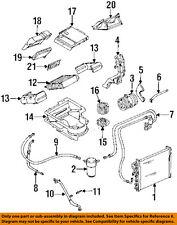 GM OEM Air Conditioner-Compressor Rear Bracket 14091831