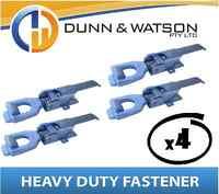 Heavy Duty Over Center Fastener x4 (Lock Latch handle) Trailer Tray Truck (K210)