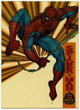 Spider-Man #6 Marvel Universe Suspended Animation 1994 Fleer Chase Card (C1433)
