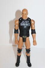 "The Rock WWE Action Figure Mattel 2015 Wrestling 12"""
