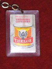 Porte-clé Théodore Lefebvre Peintures THELEX THELOX LILLE Rue Alain de LILLE