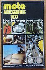 Moto accessoires 1977 - Tous les accessoires moto