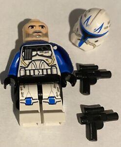 LEGO Star Wars Captain Rex Phase 2 Minifigure 75012 MINT No Cracks