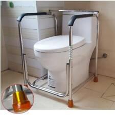 Toilet Safety Support Bar Hand Rail Bathroom Seat Frame Medical Handicap Disabed