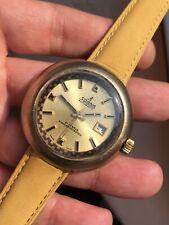 Vintage Oversized Sorna Racing Dial Hand-winding Mens Watch 43,5mm