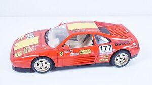 1:18--BBURAGO--Ferrari 348 tb #177  / 16 D 960
