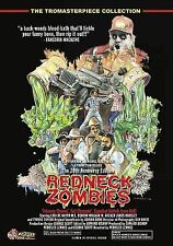 Redneck Zombies (DVD, 2008, 2-Disc Set, CD)
