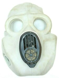 BEST PRICE - DIRTY Gas MASK PBF ONLY SOVIET WW2 GRAY GORILLA, BULDOG FACE