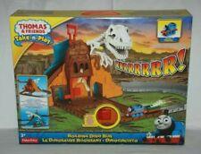 Thomas & Friends Take n Play Roaring Dino Run Playset inc Thomas Engine NIB