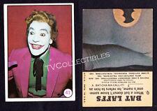Trading Card #41~ TV's BATMAN ~Topps Bat Laffs ~1966 ~Cesar Romero ~The Joker