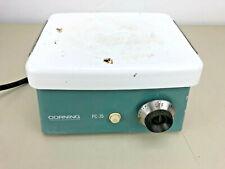 Corning Laboratory Hotplate PC-35 -- Tested -- Working