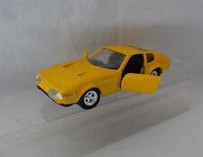 Verem - Ferrari 365 GTB 4  gelb   1 : 43