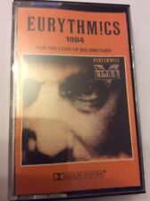 Cassette Audio K7 EURYTHMICS 1984 for the love of big Brother ROCK